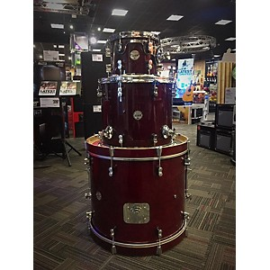 Click here to buy Pre-owned PDP by DW Concept Maple Drum Kit by PDP by DW.