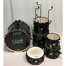 DW Concept Series Maple Drum Kit