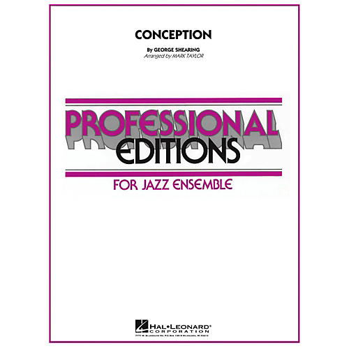 Hal Leonard Conception Jazz Band Level 5