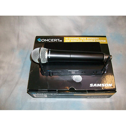 Samson Concert 88 Handheld Wireless System