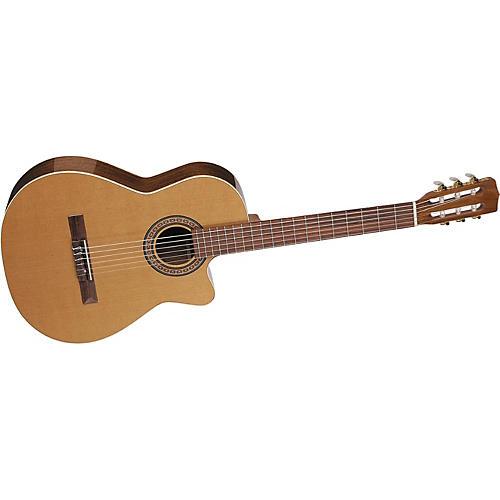 La Patrie Concert CW Cutaway Classical Guitar
