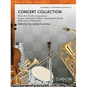 Curnow Music Concert Collection Grade 1.5 Bb Trumpet, Bb Euphonium and Bb ...