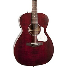 Concert Hall Legacy Acoustic-Electric Guitar Tennessee Red