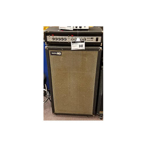 Sunn Concert Lead Amp W/ 6x10 Cab Guitar Stack