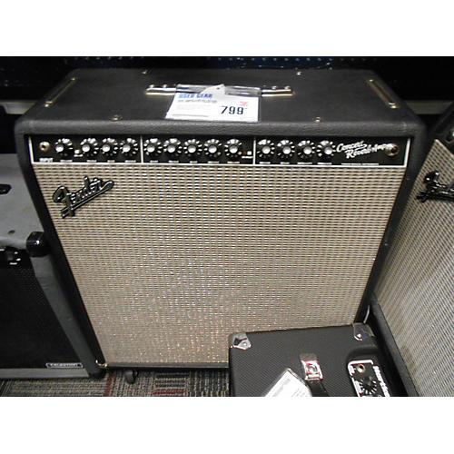 Fender Concert Reverb 4x10 Tube Guitar Combo Amp