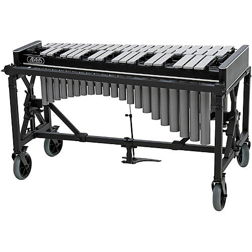 Adams Concert Series 3.0 Octave Vibraphone with Motor and Endurance Field Frame Silver Bars F3 - F6