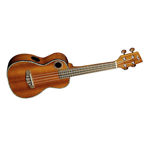 Riptide Concert Solid Top Ukulele Gloss Finish