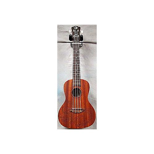 Luna Guitars Concert Tattoo Natural-thumbnail
