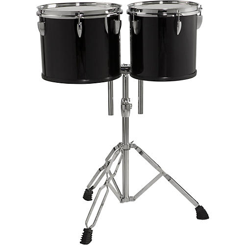 Sound Percussion Labs Concert Tom Set 10 and 12 with Stand