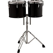 Sound Percussion Labs Concert Tom Set with Stand, 10 and 12 in.