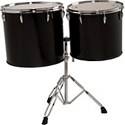 Sound Percussion Labs Concert Tom Set with Stand, 16 and 18 in.