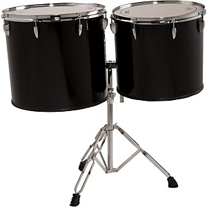 Sound Percussion Labs Concert Tom Set with Stand, 16 and 18 in. by Sound Percussion Labs