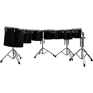 Sound Percussion Labs Concert Tom set 6/8/10/12/13/14/16/18 with Four Stand...