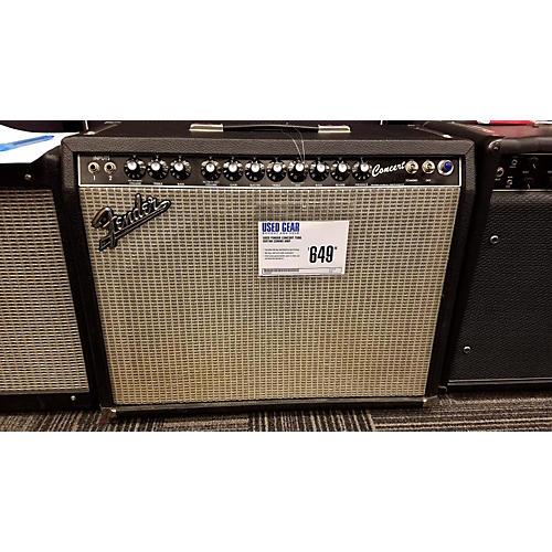 Fender Concert Tube Guitar Combo Amp