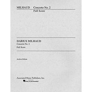Associated Concerto No. 2 Cello and Orchestra Full Score Study Score Seri...