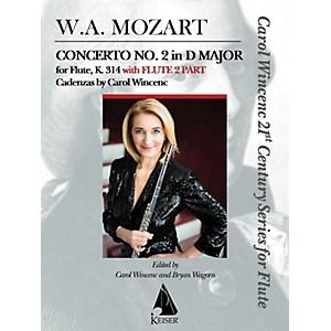 Lauren Keiser Music Publishing Concerto No. 2 in D Major for Flute, K. 314 ... by Lauren Keiser Music Publishing