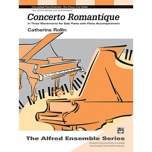 Alfred Concerto Romantique 2 copies required-thumbnail