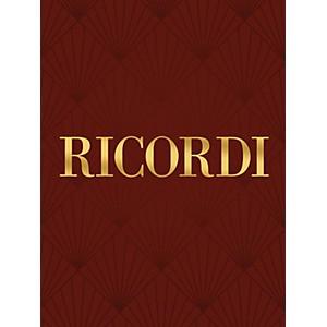 Ricordi Concerto for Trombone and Orchestra Trombone and Piano Brass Solo...