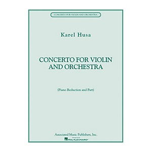 Associated Concerto for Violin and Orchestra String Series Composed by Kare...