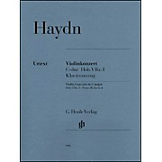 G. Henle Verlag Concerto for Violin and Orchestra in C Major Hob. VIIa:1 By Haydn