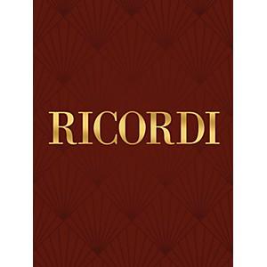 Ricordi Concerto in A Min for Piccolo Strings and Basso Continuo RV445 Wood...