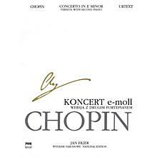 PWM Concerto in E Minor Op. 11 - Version with Second Piano (Chopin National Edition 30B, Vol. Vla) PWM Series