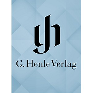 G. Henle Verlag Concertos for Harpsichord or Piano and Orchestra Henle Edit... by G. Henle Verlag