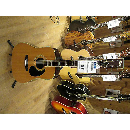 Ibanez Concord 697 Acoustic Electric Guitar