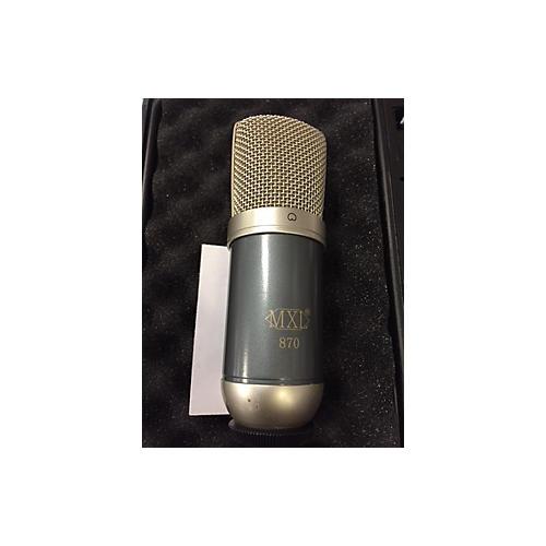 MXL Condenser Mic Condenser Microphone-thumbnail