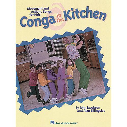Hal Leonard Conga In the Kitchen Cassette-thumbnail