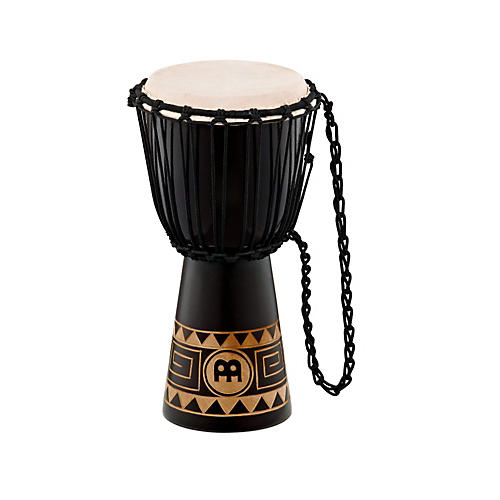 Meinl Congo Series Headliner Rope Tuned Wood Djembe 8 in.