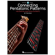 Hal Leonard Connecting Pentatonic Patterns - The Essential Guide For All Guitarists Book/CD