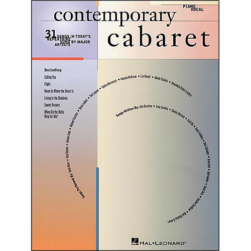 Hal Leonard Contemporary Cabaret