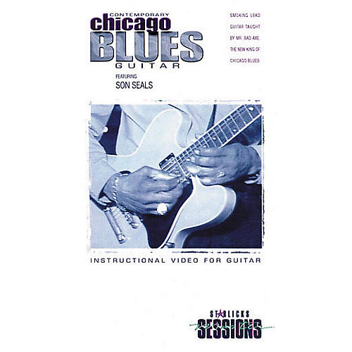 Hal Leonard Contemporary Chicago Blues Guitar Video-thumbnail