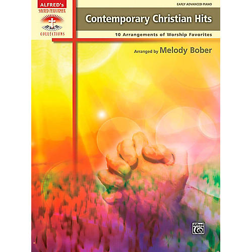 Alfred Contemporary Christian Hits Early Advanced Piano Book