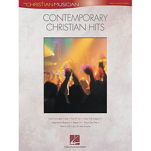 Hal Leonard Contemporary Christian Hits Piano, Vocal, Guitar Songbook-thumbnail