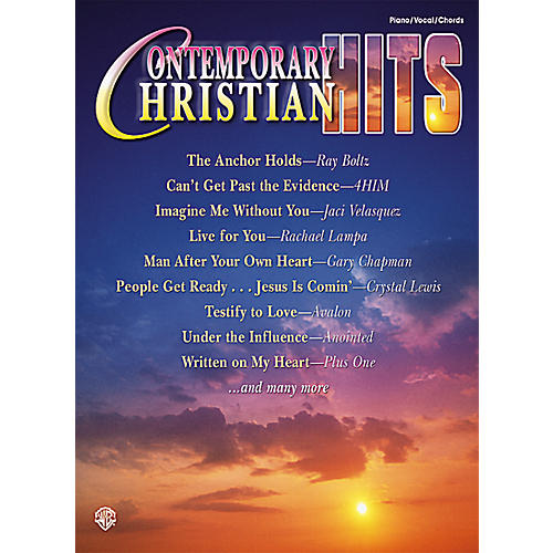 Alfred Contemporary Christian Hits