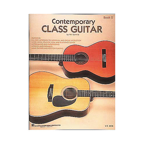 Hal Leonard Contemporary Class Guitar 2 Method Book-thumbnail