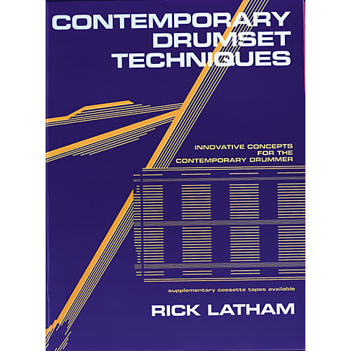 Carl Fischer Contemporary Drumset Techniques (Book and CD Set)-thumbnail