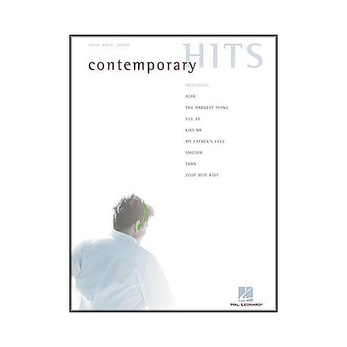 Hal Leonard Contemporary Hits Piano, Vocal, Guitar Songbook-thumbnail
