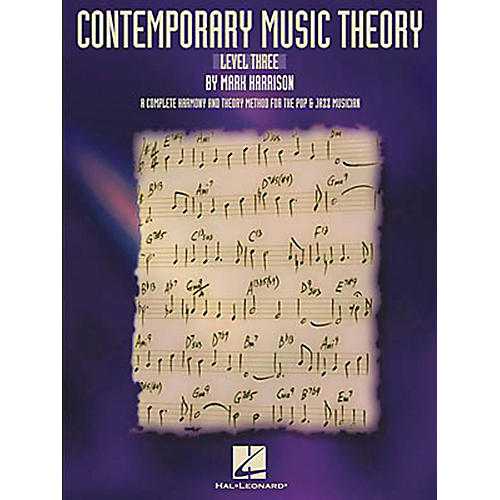 Hal Leonard Contemporary Music Theory - Level Three Book-thumbnail