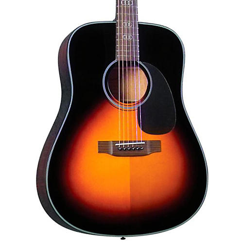 Blueridge Contemporary Series BR-340 Dreadnought Acoustic Guitar (Gospel Model)-thumbnail