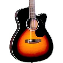 Blueridge Contemporary Series BR-343CE 000 Cutaway Acoustic-Electric Guitar (Gospel Model)
