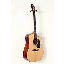 Contemporary Series BR-40CE Cutaway Dreadnought Acoustic-Electric Guitar Level 2  190839097934