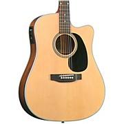 Blueridge Contemporary Series BR-60CE Cutaway Dreadnought Acoustic-Electric Guitar