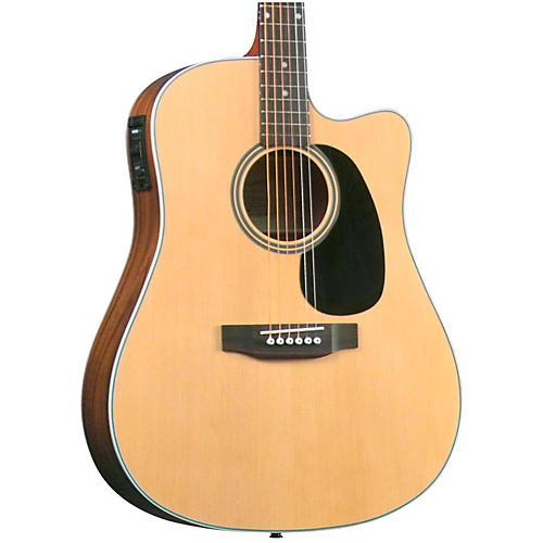 Blueridge Contemporary Series BR-60CE Cutaway Dreadnought Acoustic-Electric Guitar-thumbnail