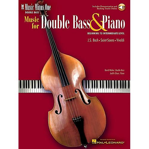 Hal Leonard Contest Solos for Double Bass-thumbnail