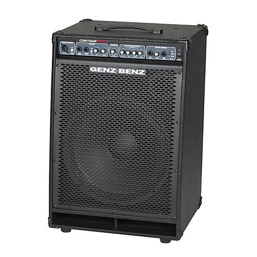 Genz Benz Contour 500 Series CTR500-115T 500W 1x15 Bass  Combo Amp-thumbnail