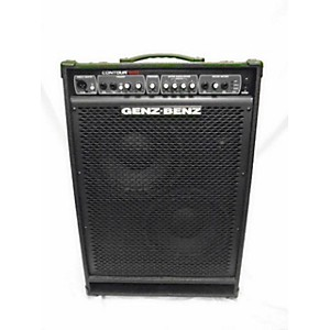 Click here to buy Pre-owned Genz Benz Contour 500 Watt 1x15 Bass Combo Amp by Genz Benz.