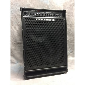 Pre-owned Genz Benz Contour 500 Watt 2x10 Bass Combo Amp by Genz Benz